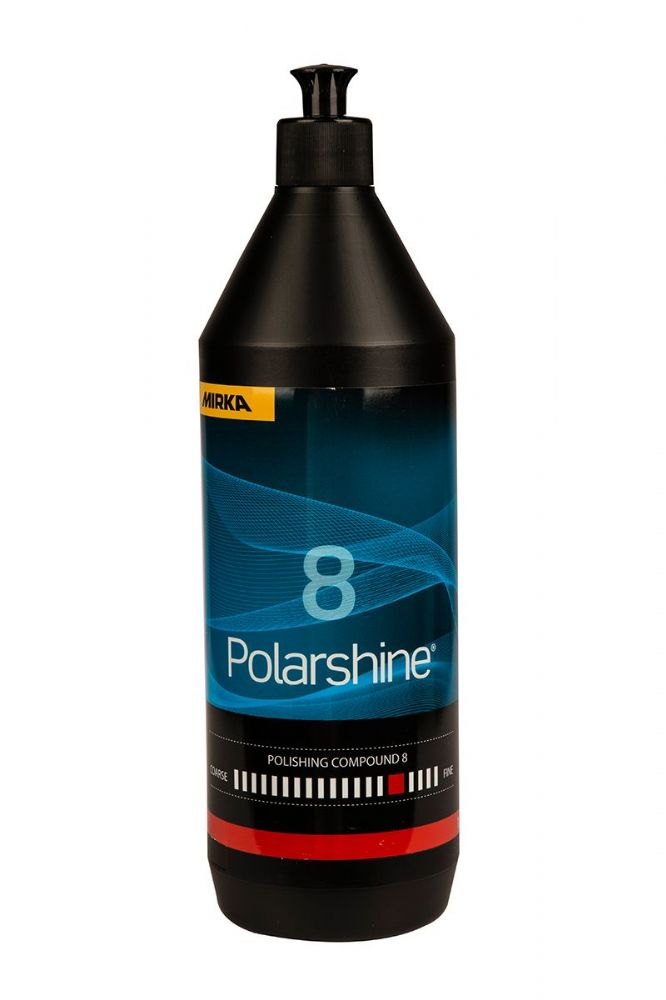 Mirka Polarshine 8 Polishing Compound 1L
